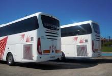 Buses con conductor en Madrid