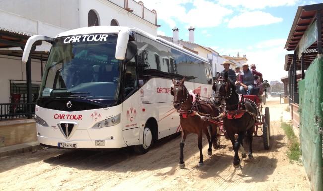 Cartour coach