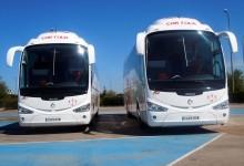 Viajes en bus en Madrid