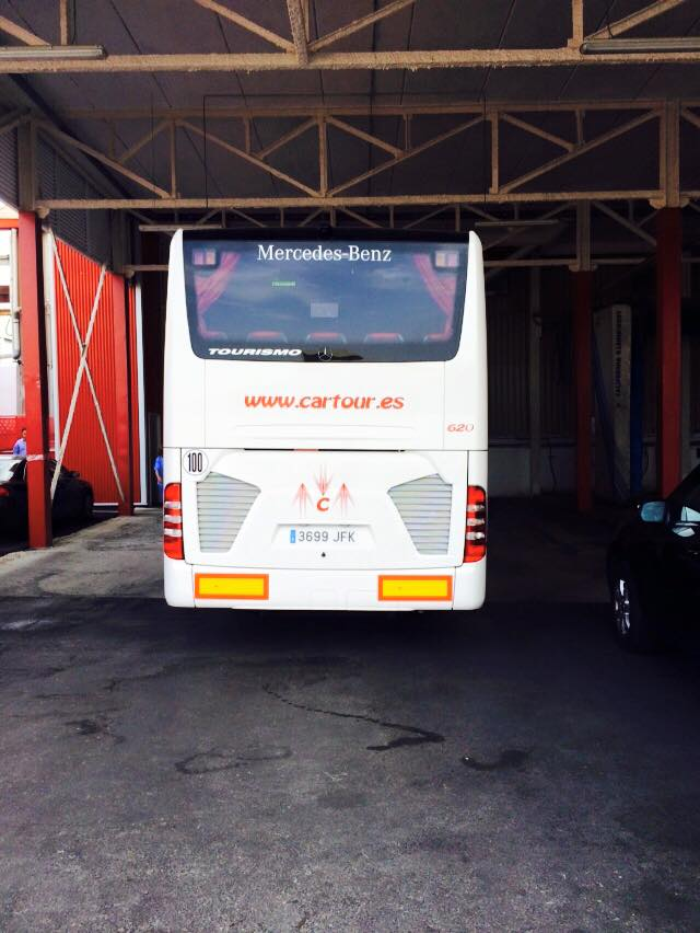 cartour mercedes coach